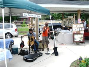 July 12 Second Sunday Art Market