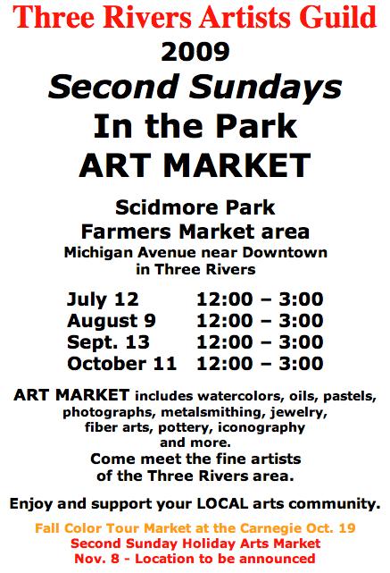 Art Market dates