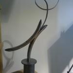 sculpture by Brian Brook