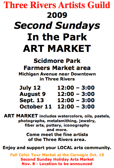 Art Market dates