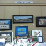 Paintings and prints by Eileen Mazurski