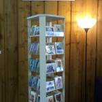 Cards and original painting bookmarks, Lynn Johnson